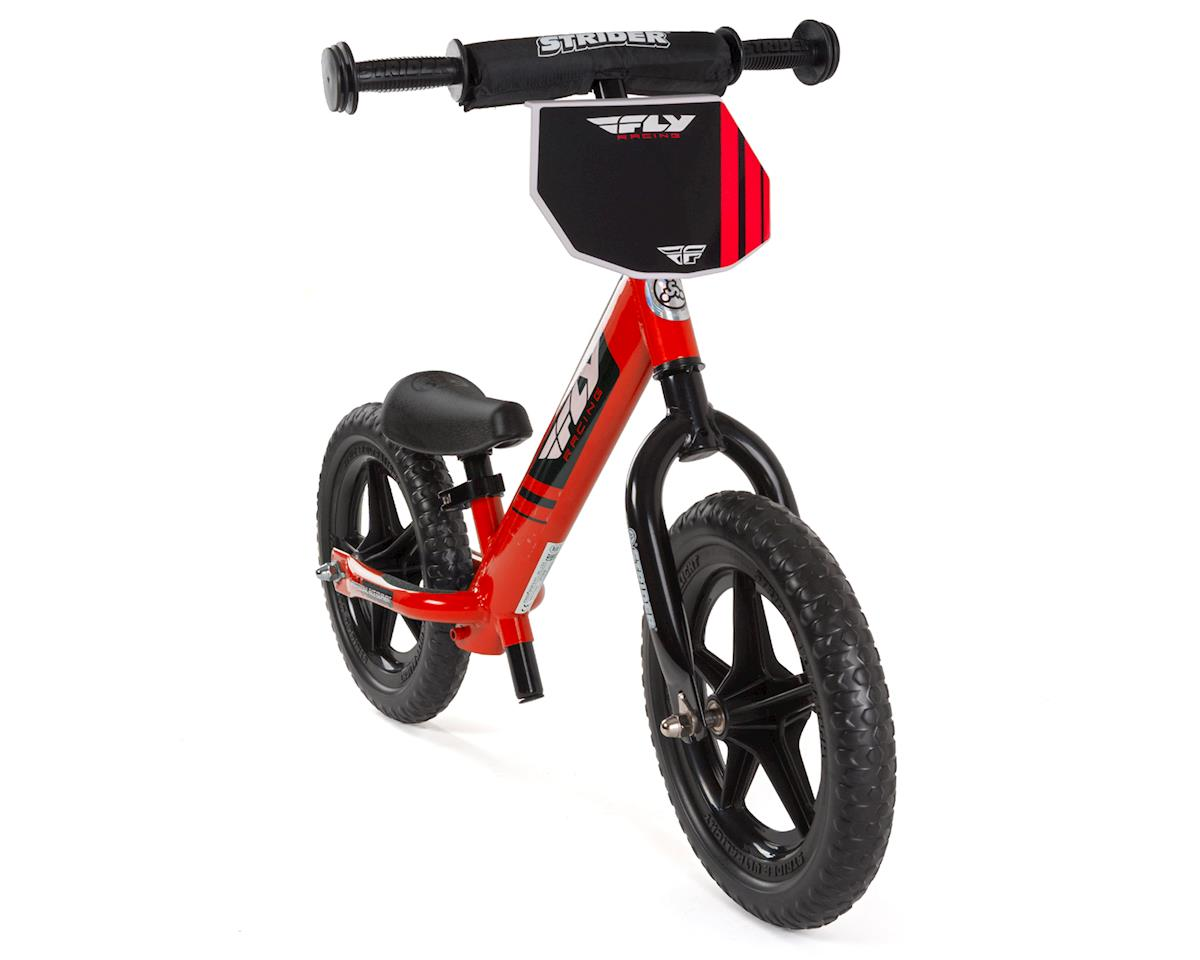 Strider Sports Fly Racing Balance Bike (Red)