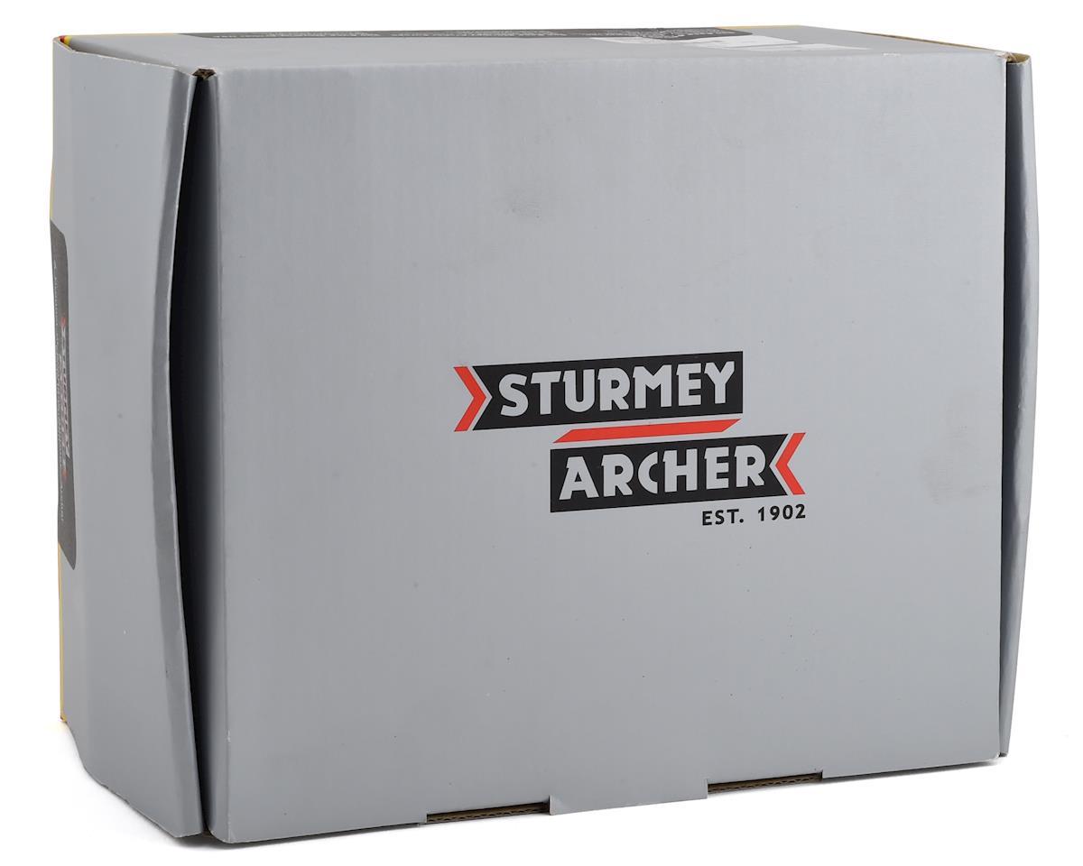 Sturmey Archer SX-RK3 Disc Rear Hub (Silver) (3-Speed) (170mm)