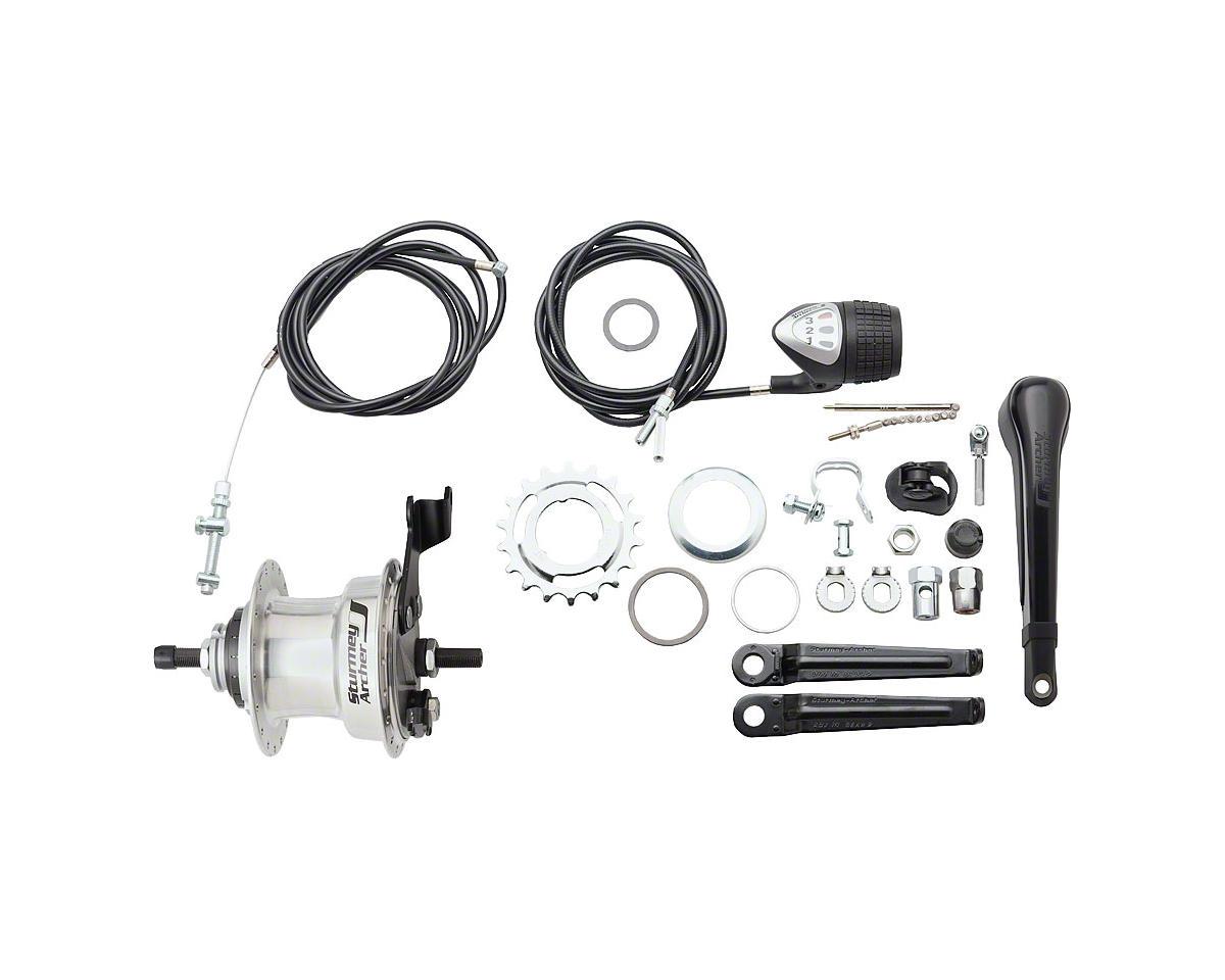 S30 X-RD3 3-Speed Drum Brake Hub