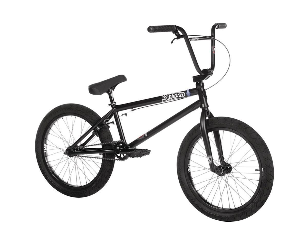 "Subrosa 2019 Tiro Bike (20.5"" Toptube) (Satin Black)"