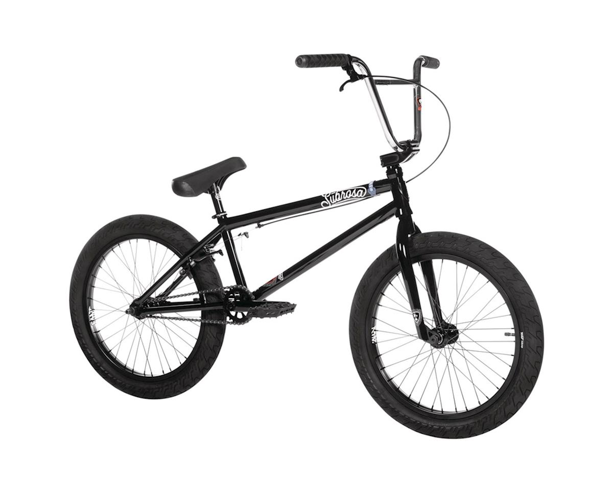 "Subrosa 2019 Tiro XL Bike (21"" Toptube) (Black)"