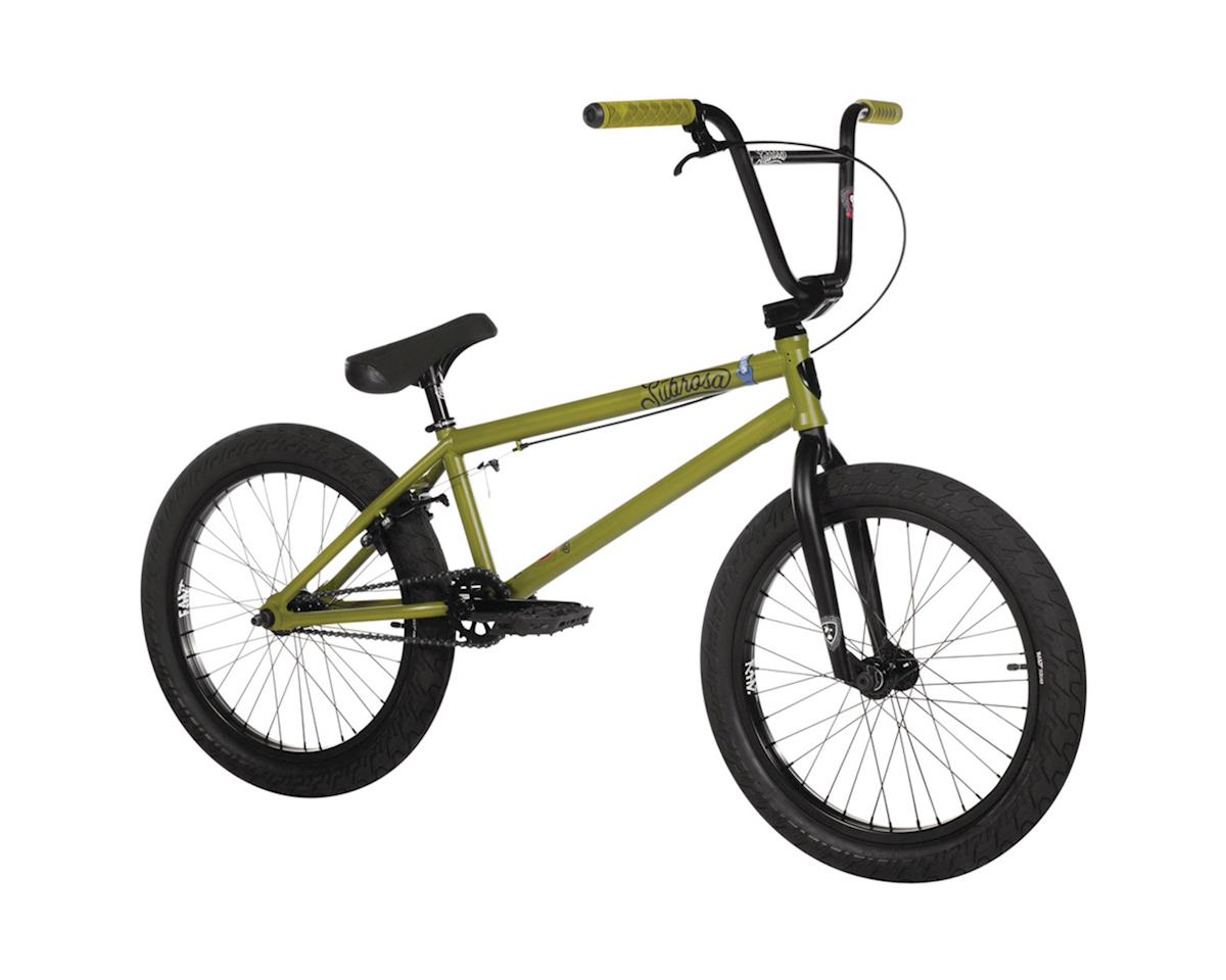 "Subrosa 2019 Tiro XL Bike (21"" TT) (Satin Army Green)"