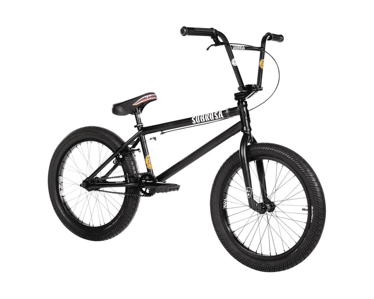 "Subrosa 2019 Salvador FC Bike (20.5"" TT) (Satin Black)"