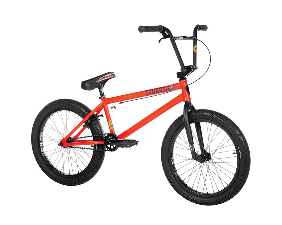 "Subrosa 2019 Salvador FC Bike (20.5"" TT) (Satin Fury Red)"