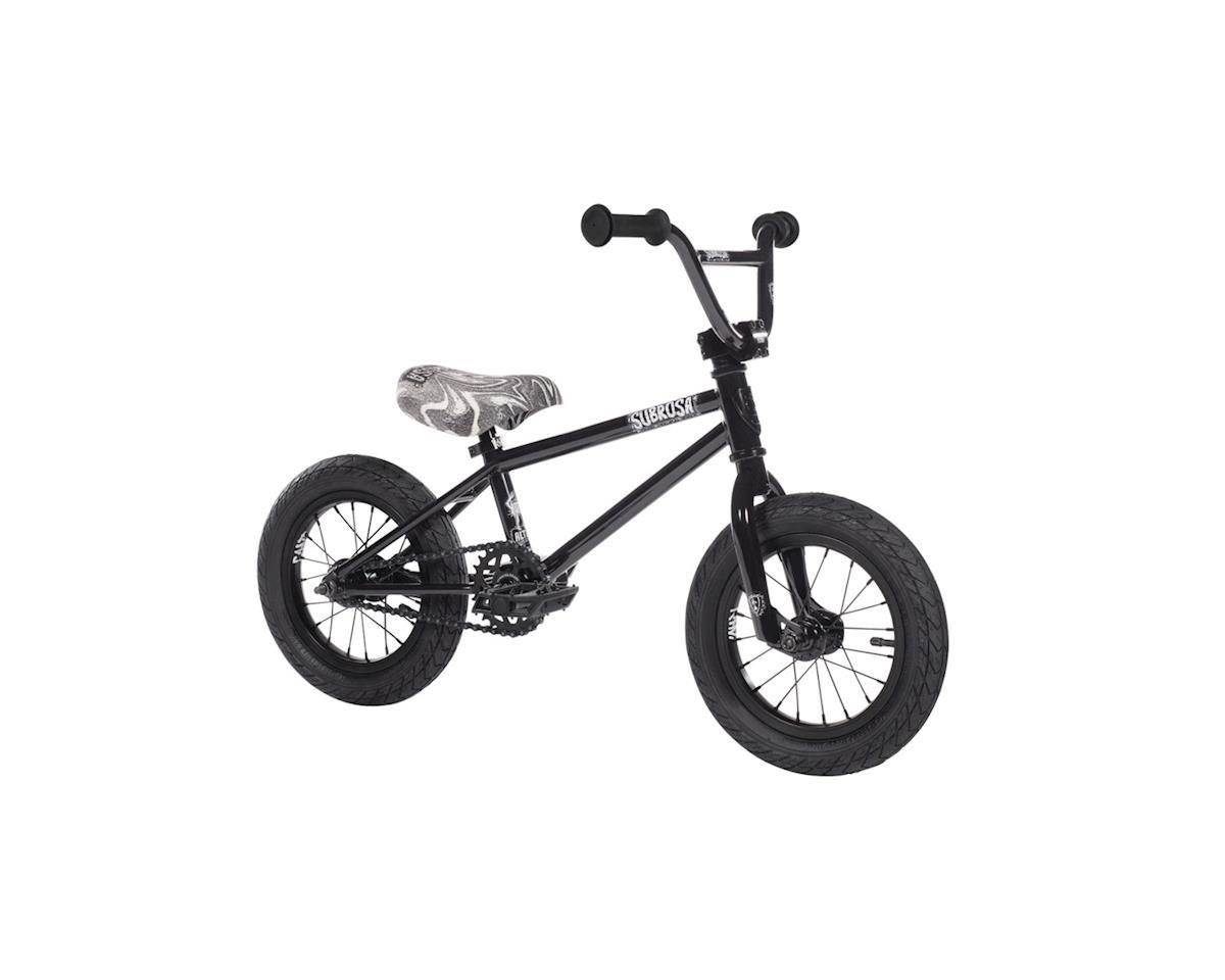 "Subrosa 2018 Altus 12"" Bike (12.5"" TT) (Black)"