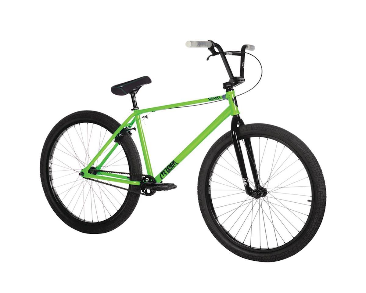 """Subrosa 2019 Malum DTT 26"""" Bike (22"""" TT) (Slime Green)"""