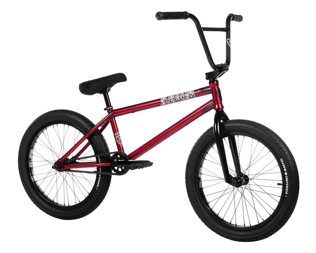 "Subrosa 2020 Malum BMX Bike (21"" Toptube) (Matte Trans Red)"
