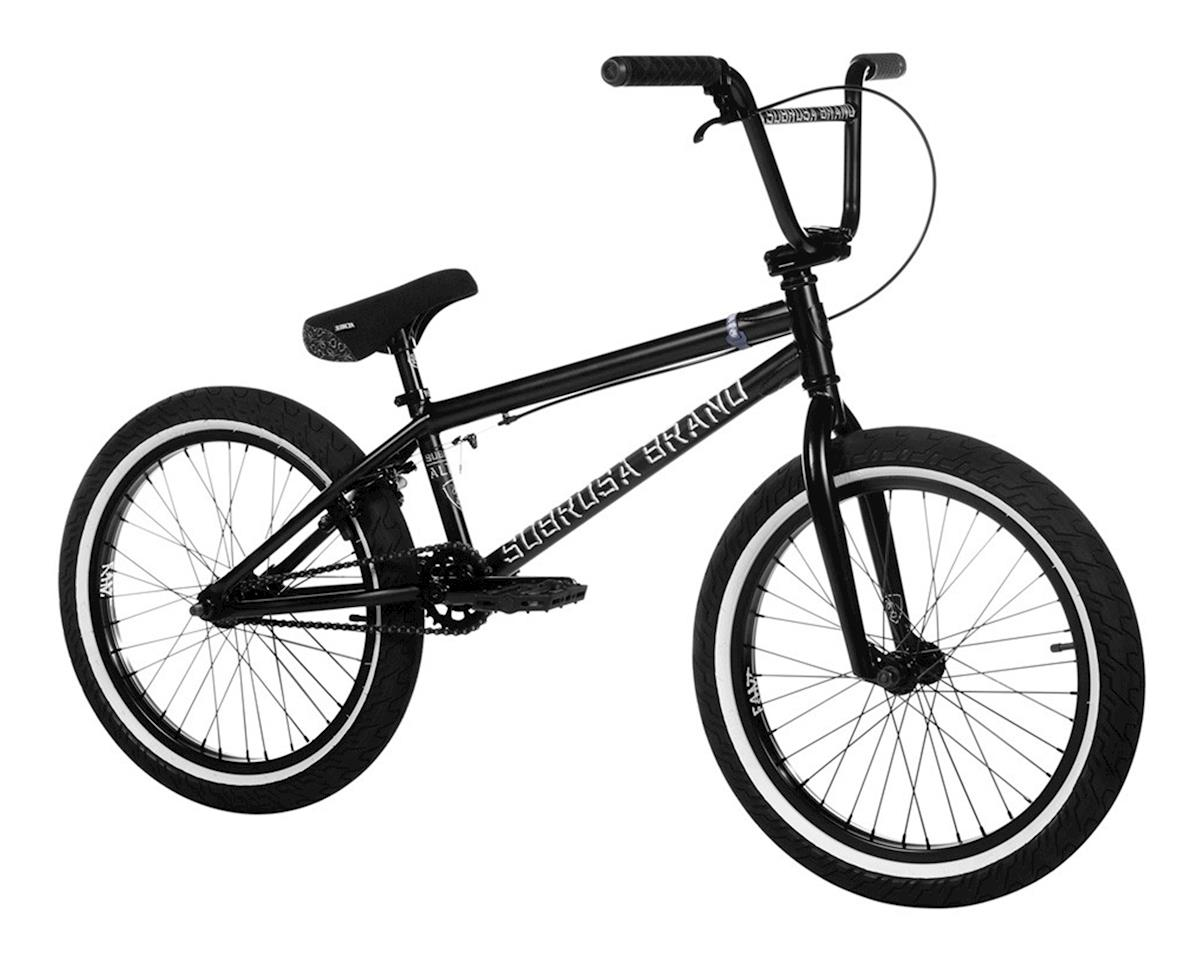 "Subrosa 2020 Altus BMX Bike (20"" Toptube) (Black)"