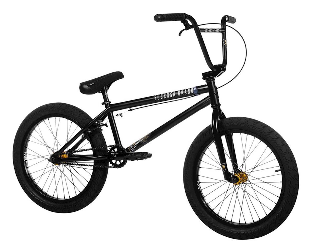 """Subrosa 2020 Sono BMX Bike (20.5"""" TopTube) (Black/Gold)"""