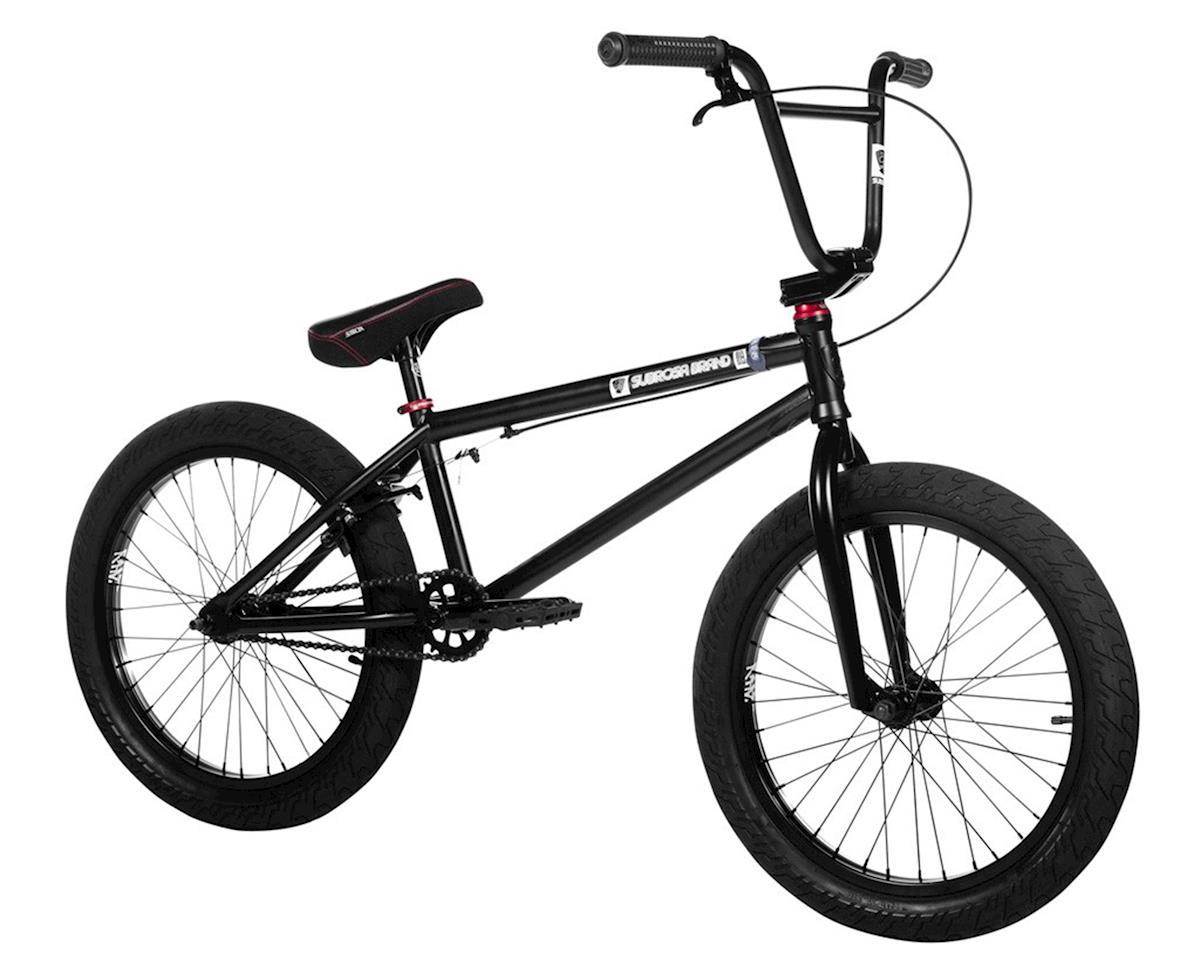 """Subrosa 2020 Tiro BMX Bike (20.5"""" Toptube) (Matte Black)"""
