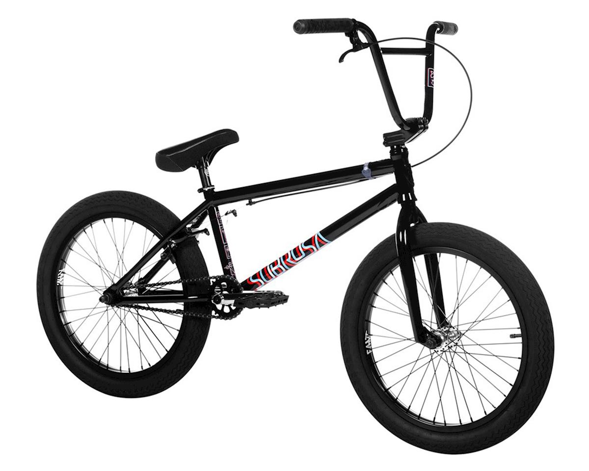 "Subrosa 2020 Salvador BMX Bike (20.5"" Toptube) (Gloss Black)"