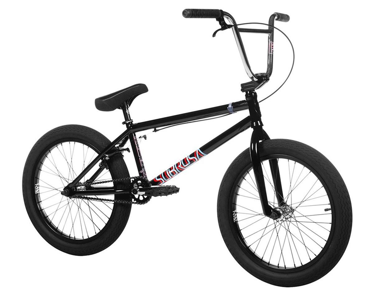 "Subrosa 2020 Salvador XL BMX Bike (21"" TopTube) (Gloss Black)"