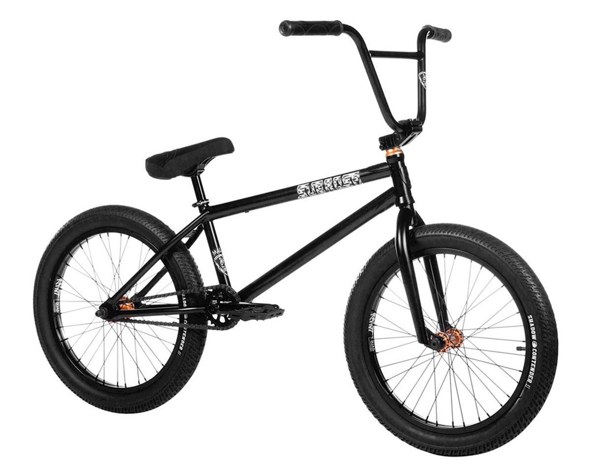 """Image 1 for Subrosa 2020 Malum BMX Bike (21"""" Toptube) (Matte Black)"""