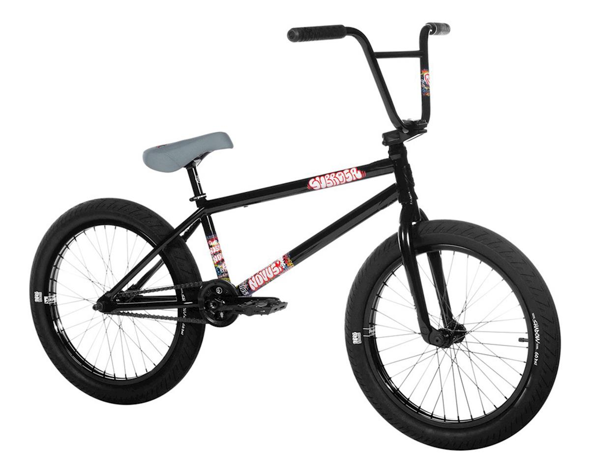 "Subrosa 2020 Novus BMX Bike (Simone Barraco) (21"" Toptube) (Black) 