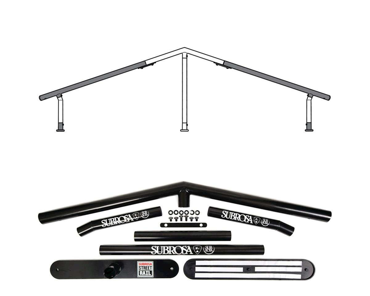 Subrosa Street Rail A-Frame Kit (Black)