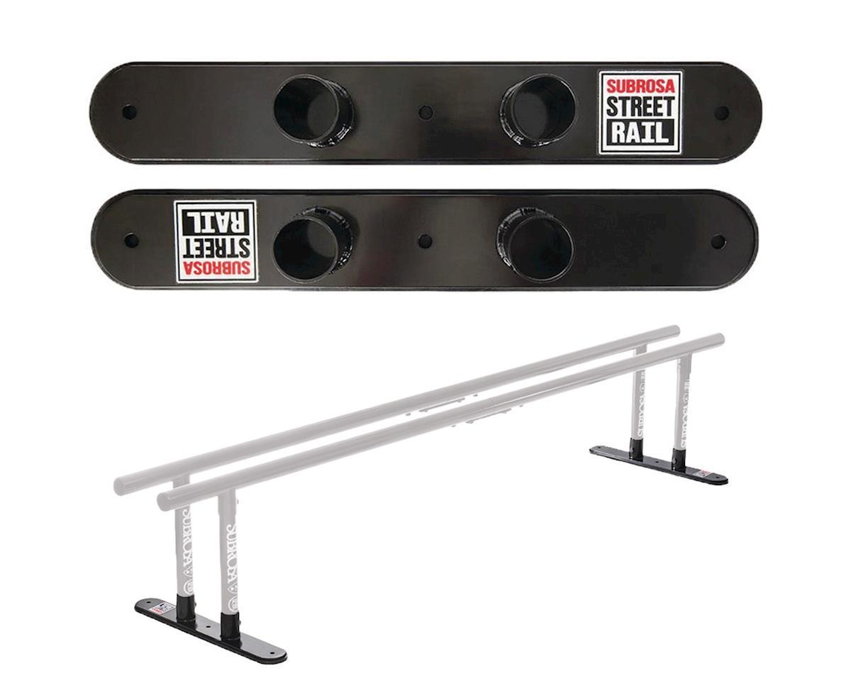 Subrosa Street Rail Rollercoaster Kit (Black)