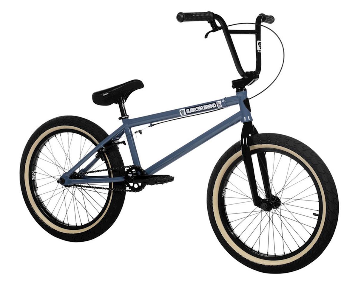 "Subrosa 2020 Tiro BMX Bike (20.5"" Toptube) (Steel Blue)"