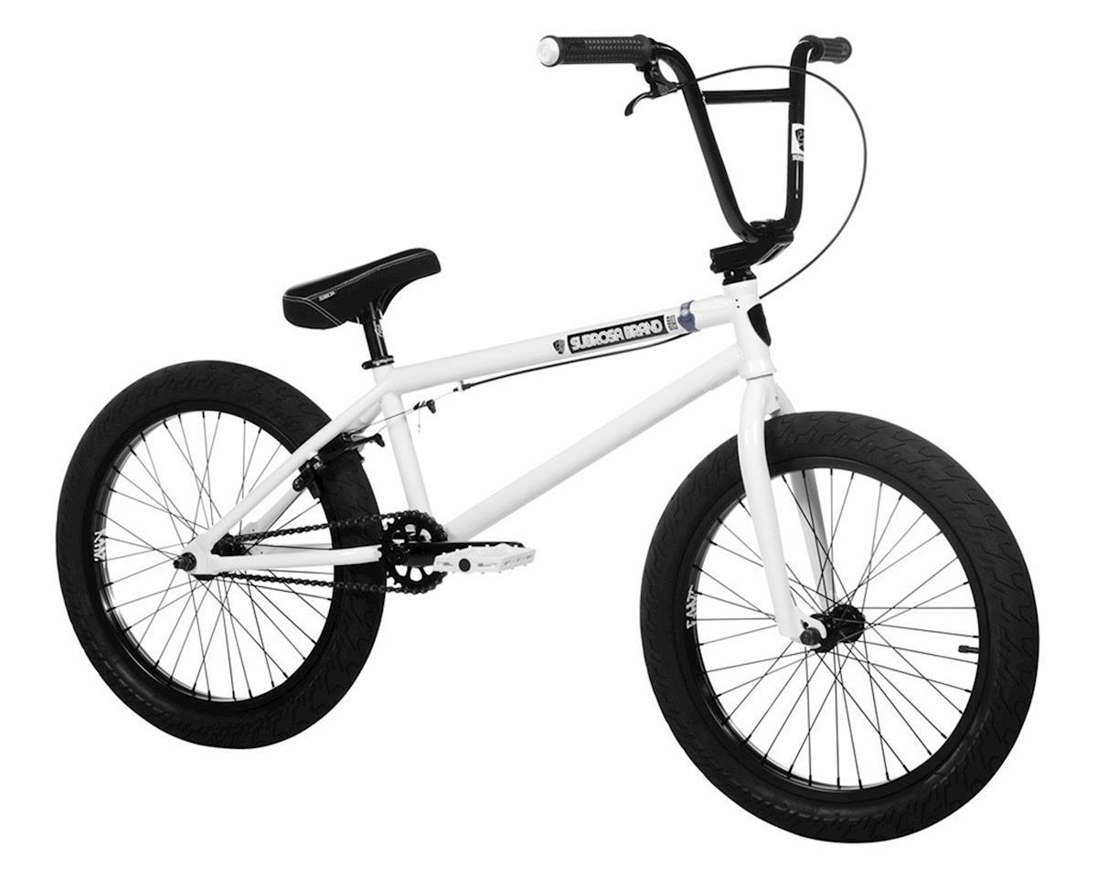 """Subrosa 2020 Tiro BMX Bike (20.5"""" TopTube) (White)"""