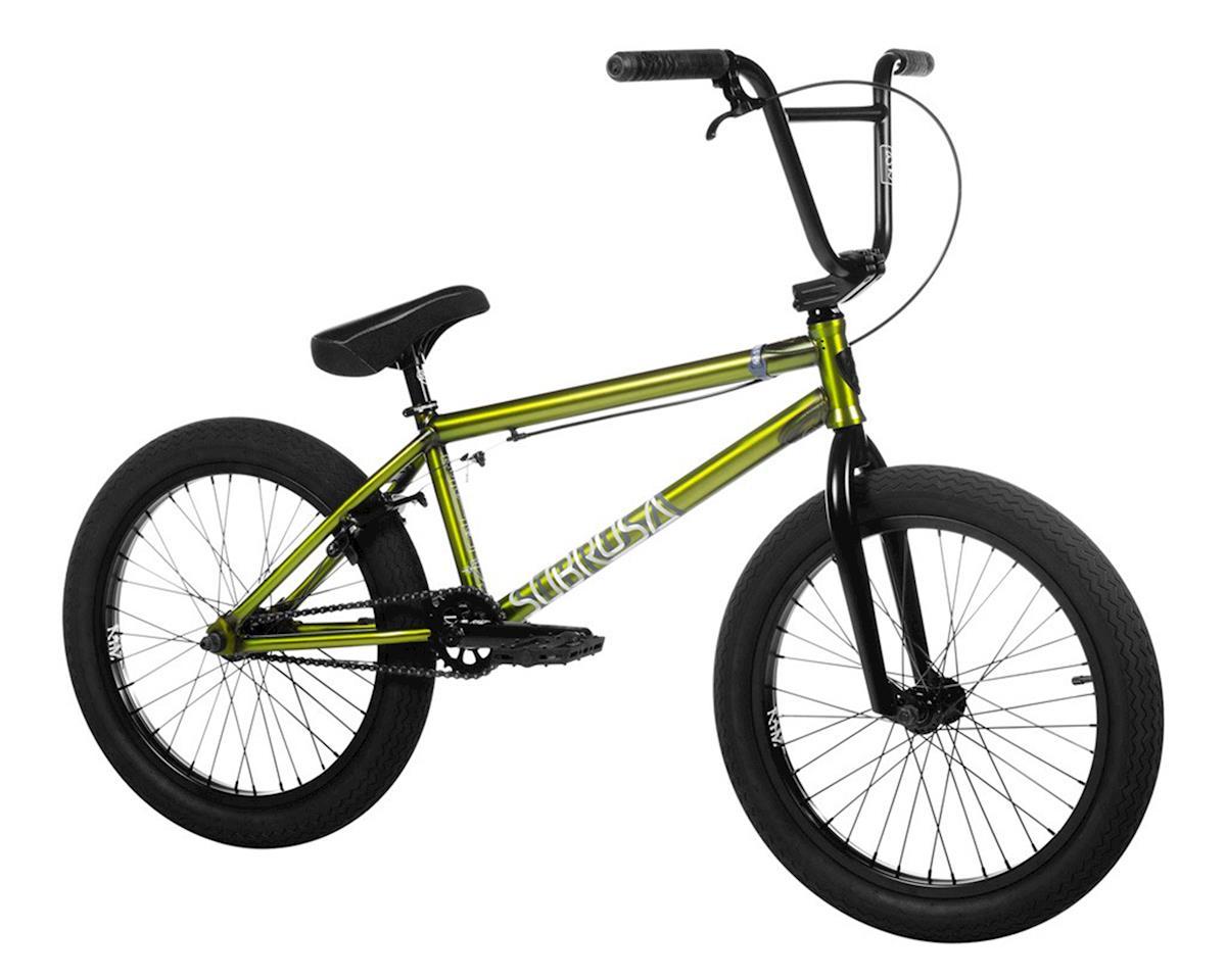 "Image 1 for Subrosa 2020 Salvador BMX Bike (20.5"" Toptube) (Matte Trans Green)"