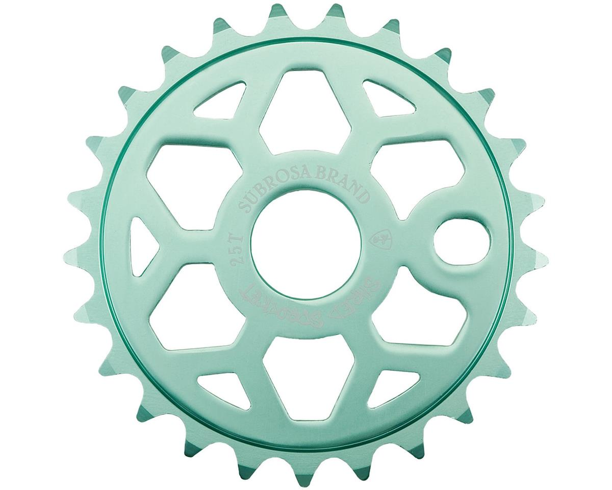Subrosa Shred Sprocket (Ice Blue) (25T)