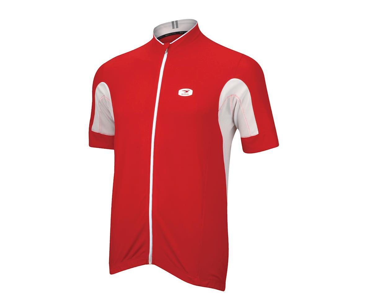Sugoi Evolution Short Sleeve Jersey (White)