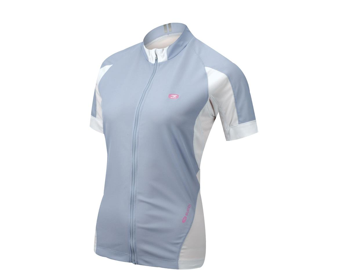 Sugoi Women's Evolution Short Sleeve Jersey (Purple)