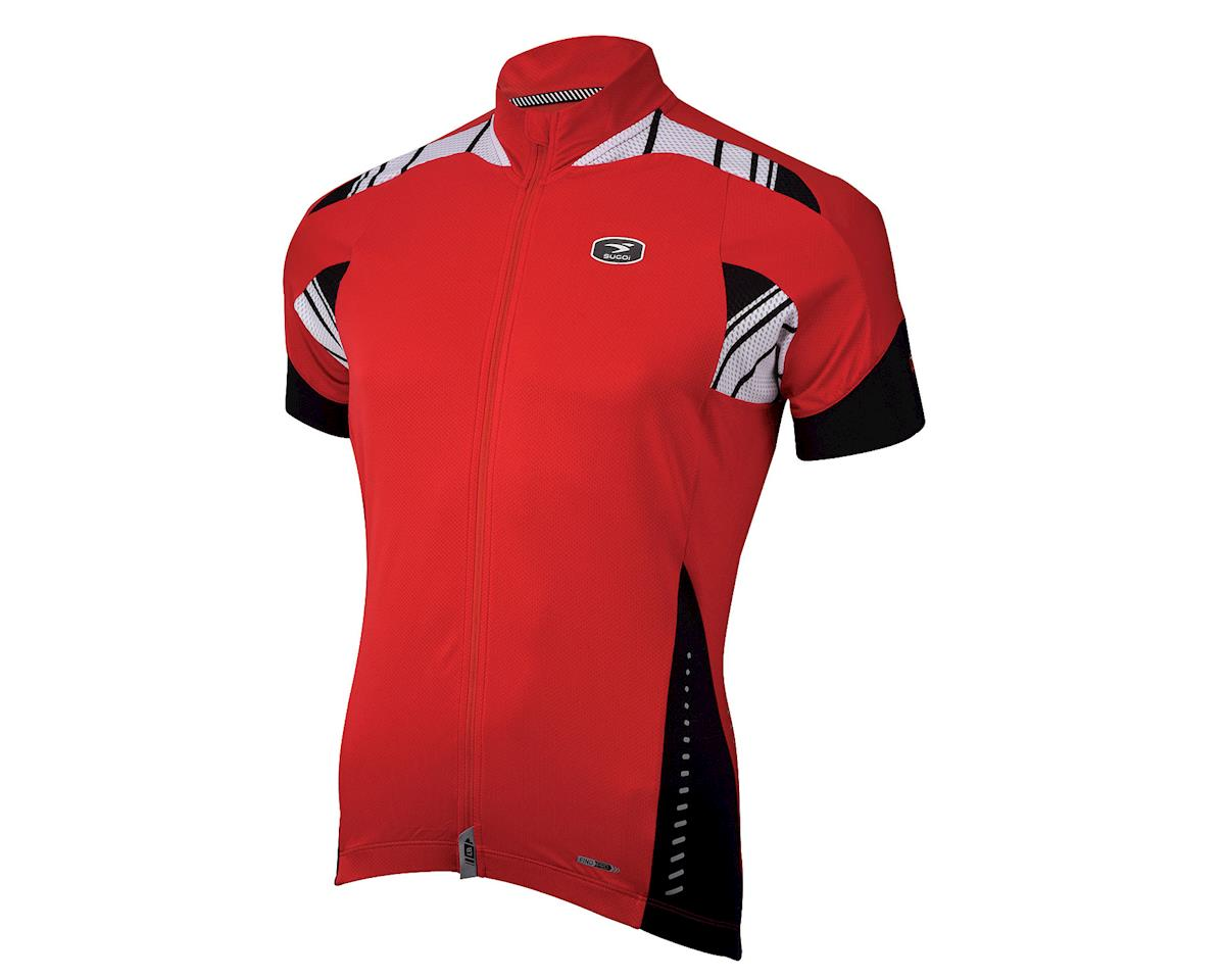 Sugoi RS Pro Short Sleeve Jersey (Red)