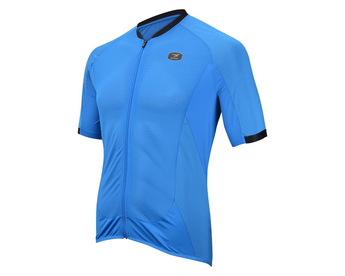 Sugoi Climbers Short Sleeve Jersey (White)