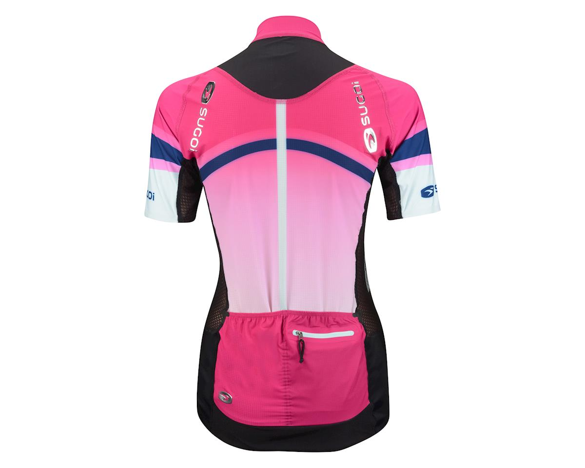 Sugoi Women's RSE Short Sleeve Jersey - 2016 (Pink)
