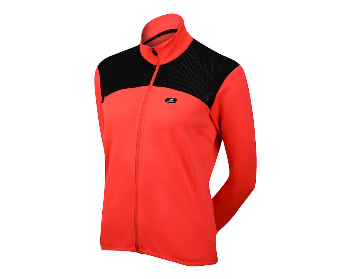 Sugoi Women's HotShot Pro Long Sleeve Jersey (Coral)