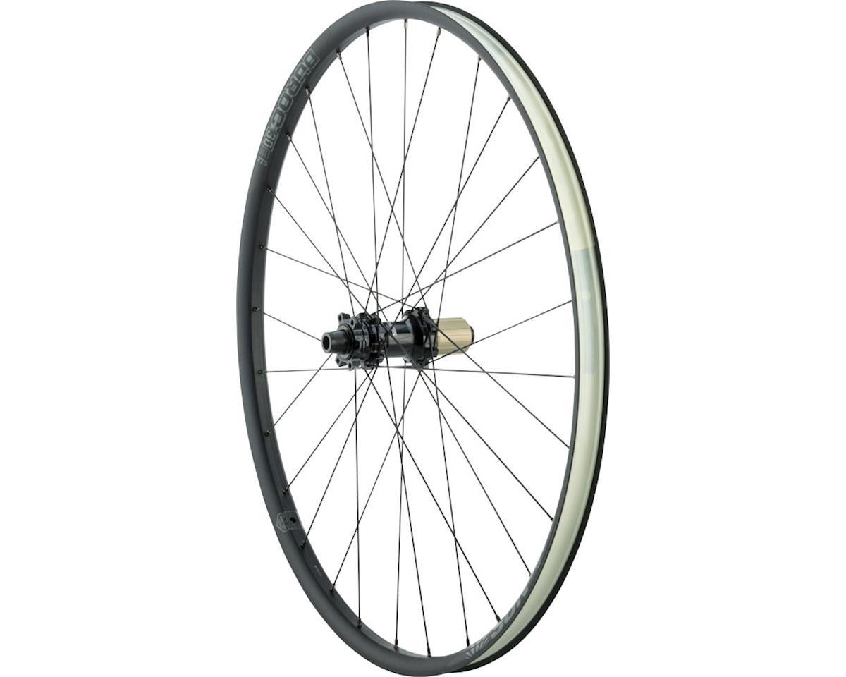 "Duroc 30 Expert Rear Wheel: 27.5"" 148x12, Shimano 11/Sram XD, Black"