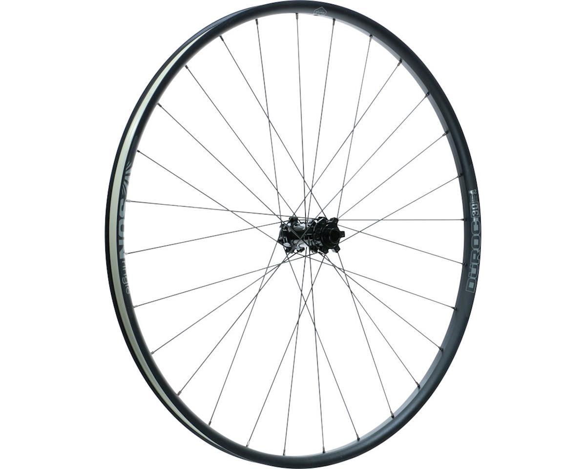 "Duroc 30 Expert Front Wheel: 29"" 100x15/QR Black"