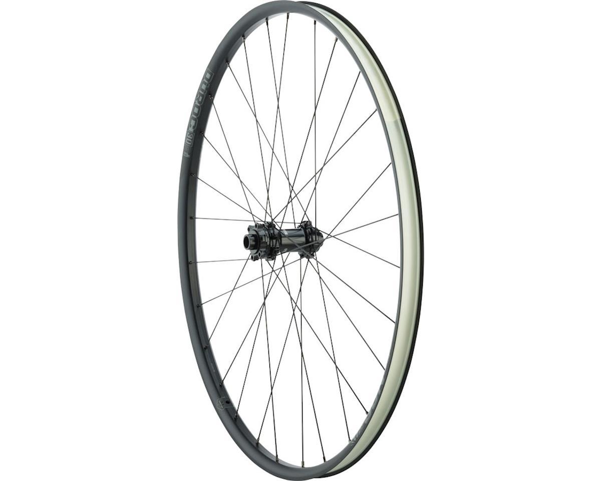 """Duroc 30 Expert Front Wheel: 29"""" 110x15, Black"""