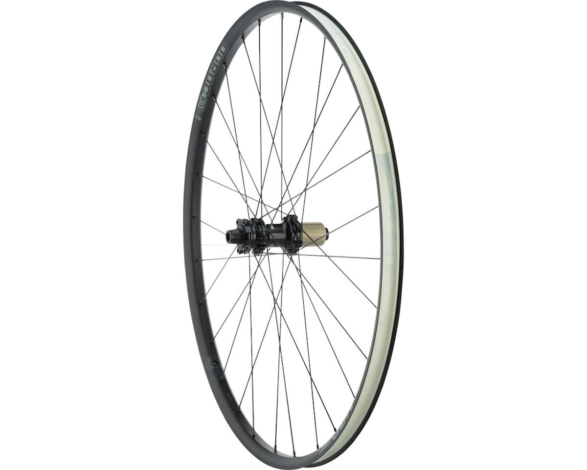 "Duroc 30 Expert Rear Wheel: 29"" 148x12, Shimano 11/Sram XD, Black"