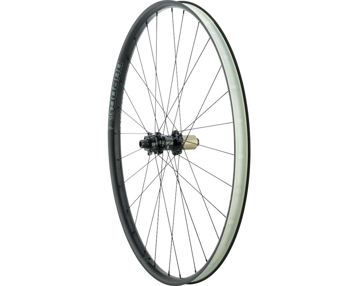 "Duroc 35 Expert Rear Wheel: 29"" 142/QR, Shimano 11/Sram XD, Black"
