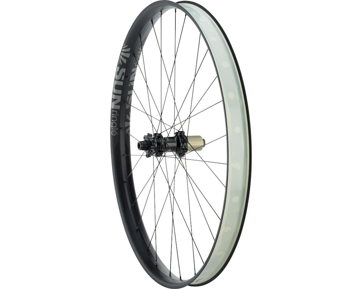 "Duroc 50 Expert Rear Wheel: 27.5"" 148x12, Shimano 11/Sram XD, Black"