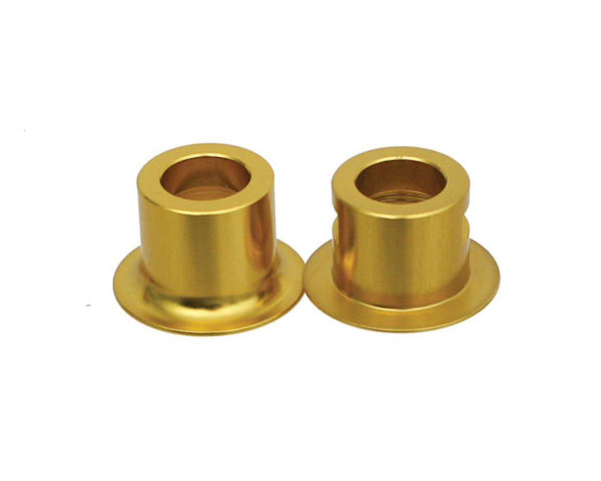 Sun Ringle SRD/Pro End Cap Kit Rear (Gold) (12 x 142mm)