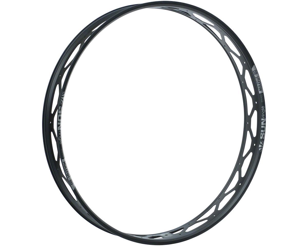 "Sun Ringle Mulefut 80 27.5"" (V2) FatBike rim, 32h Black"