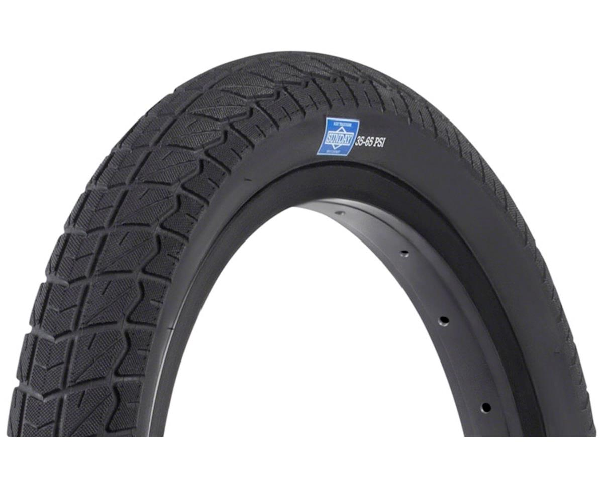 "Sunday Current V2 20"" BMX Tire (Black) (20 x 2.4)"