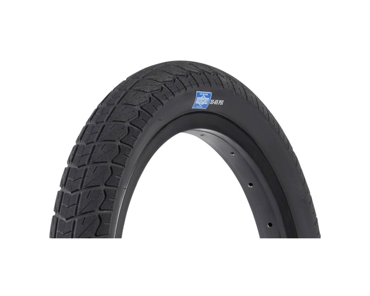 Sunday Current V2 BMX Tire (Black) (20 x 2.40)