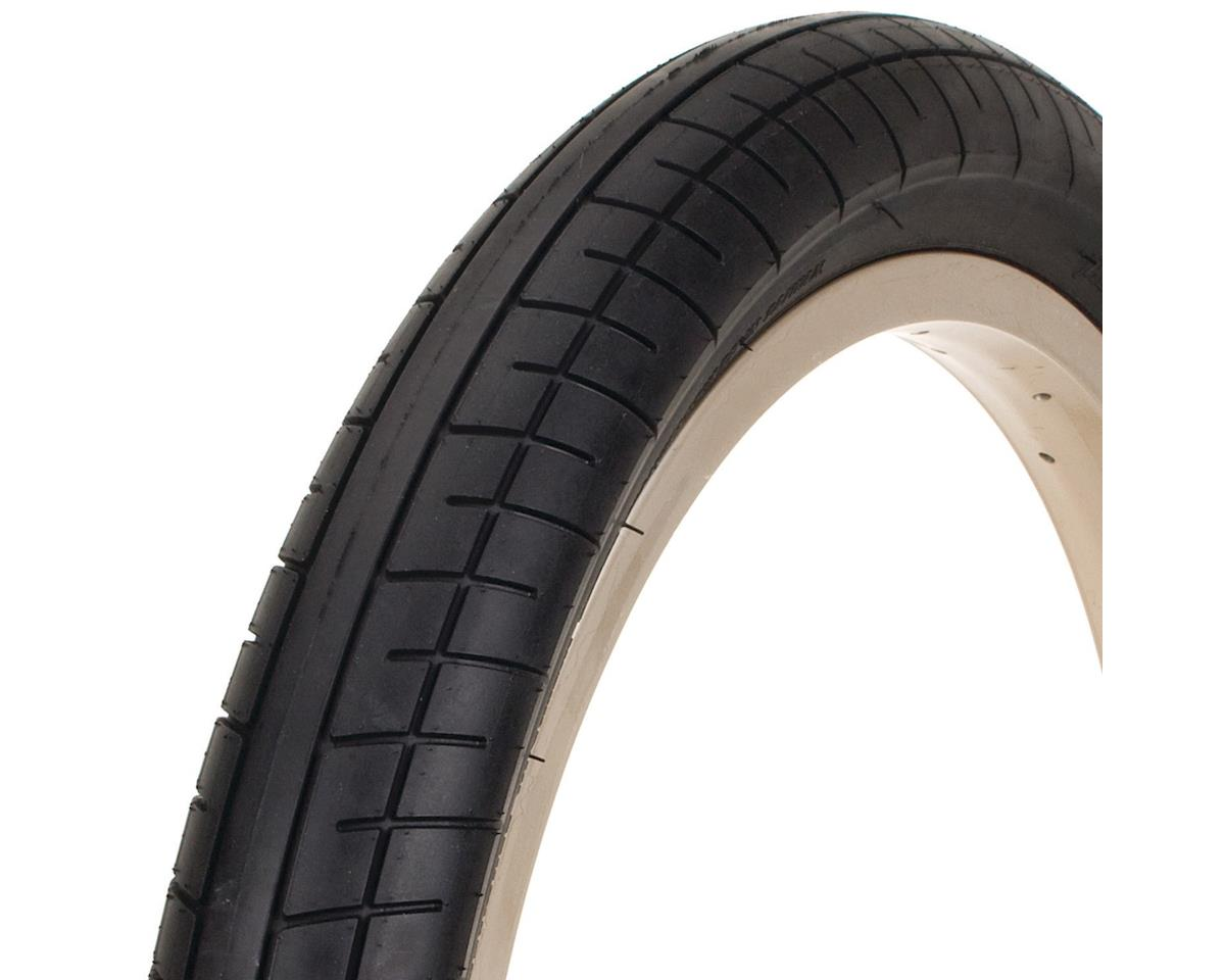 Sunday Street Sweeper Tire - 20 x 2.4, Clincher, Wire, Black