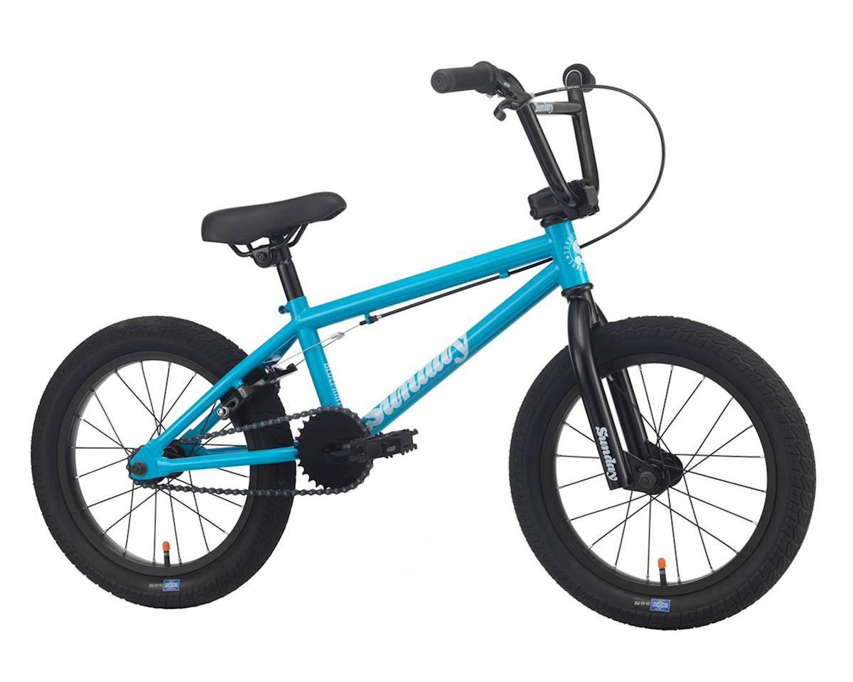 """Sunday 2020 Blueprint 16"""" Bike (16"""" Toptube) (Surf Blue)"""