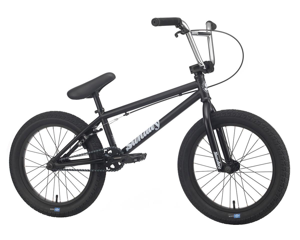 """Sunday 2020 Primer 18"""" Bike (18"""" Toptube) (Matte Black)"""