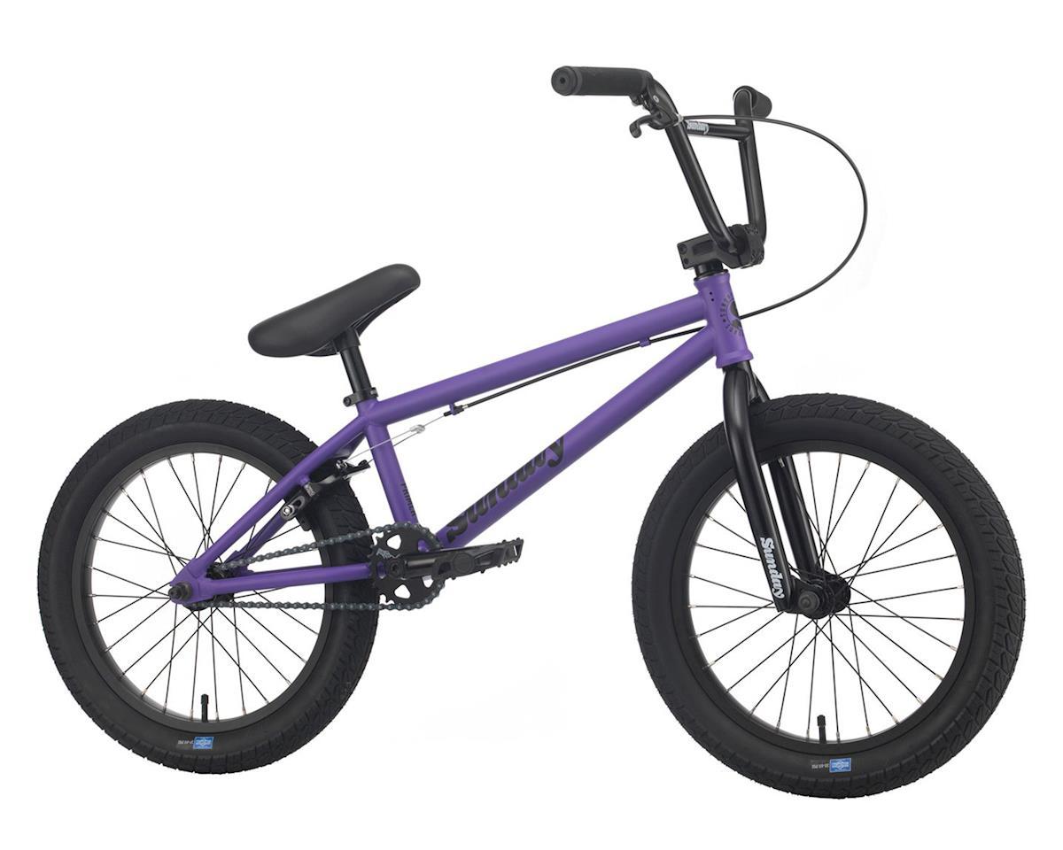 """Sunday 2020 Primer 18"""" Bike (18"""" Toptube) (Matte Grape Soda)"""