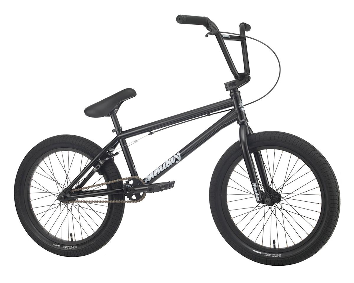 "Sunday 2020 Scout Bike (20.75"" Toptube) (Black)"