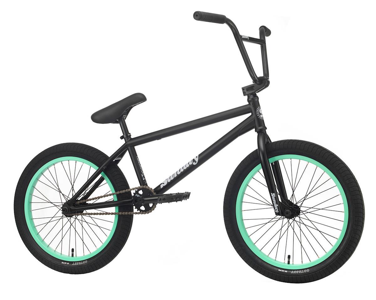 """Sunday 2020 Forecaster Bike (20.75"""" Toptube) (Matte Black)"""