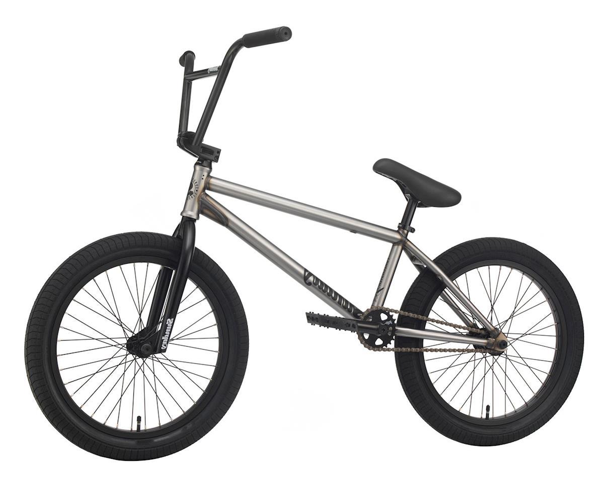 "Sunday 2020 Forecaster ""Julian Arteaga"" BMX Bike (21"" Toptube) (Matte Raw)"