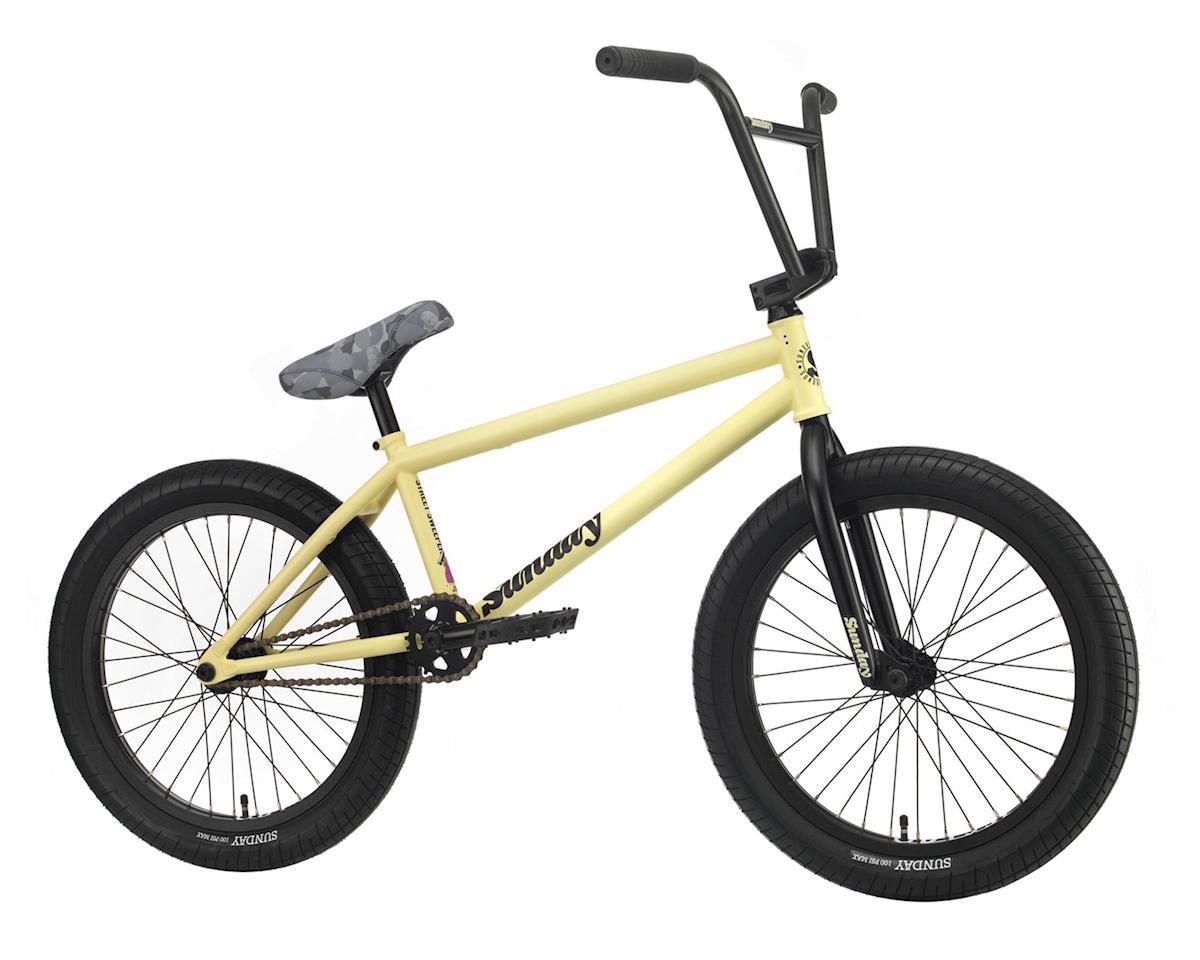 "Sunday 2020 Street Sweeper Bike (20.75"" Toptube) (Matte Notepad Yellow)"