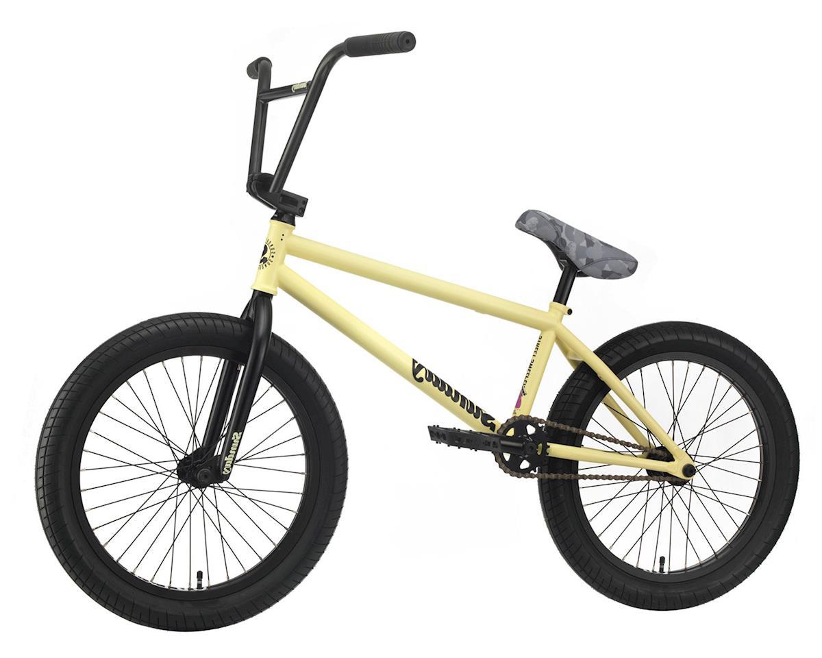 "Sunday 2020 StreetSweeper ""Jake Seeley"" BMX Bike (20.75"" Toptube) (Matte Yellow)"