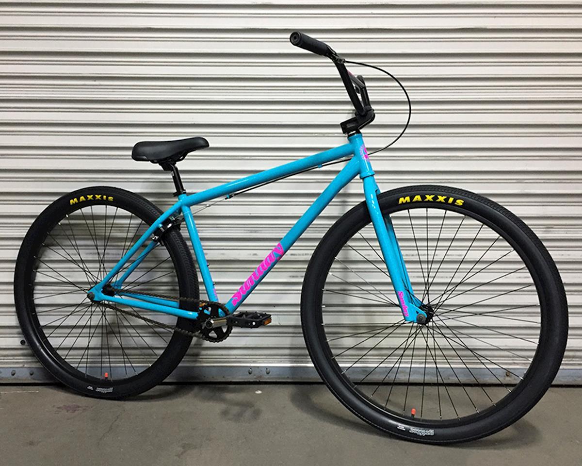 "2.5/"" STOLEN Blue//White BMX Street Road Race Bicycle Car BIKE FRAME STICKER DECAL"